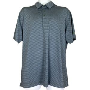 Under Armour Heat Gear Loose Fit Polo Golf Shirt